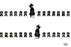 Chat Humoristique Dessin images humoristiques de chats geluck, dubout, fiddy